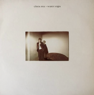 Chris Rea ‎- Water Sign (LP) (VG+/VG-)